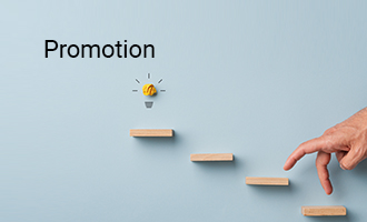 create Promotion group cards