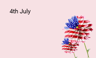 create 4 July group cards