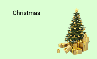 create Christmas group cards