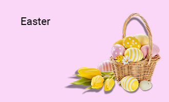 create Easter group cards