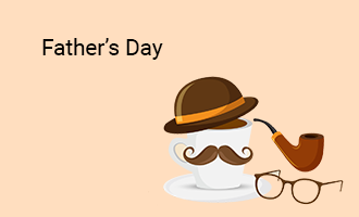 create Father Day group cards