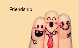 create Friendship group cards