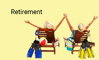 create Retirement group cards