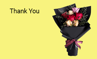 create Thank You group cards