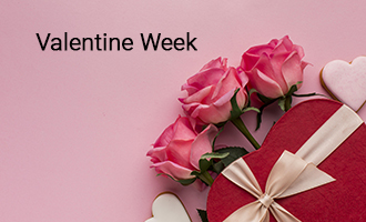 create Valentine Week group cards