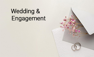 create Wedding & Engagement group cards