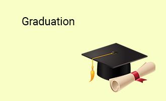 create Graduation group cards
