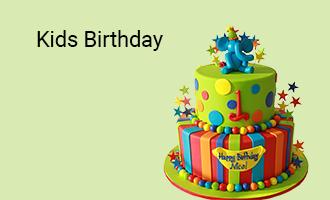 create Kids Birthday group cards
