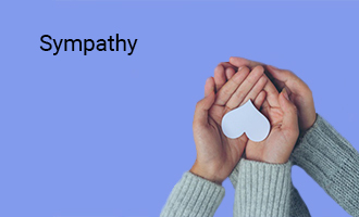 create Sympathy group cards