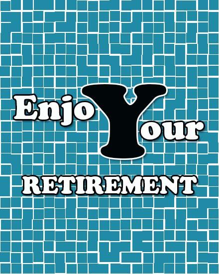 create free Enjoy Retirement group card