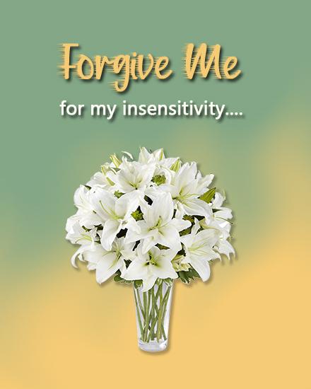 create free Forgive me group card