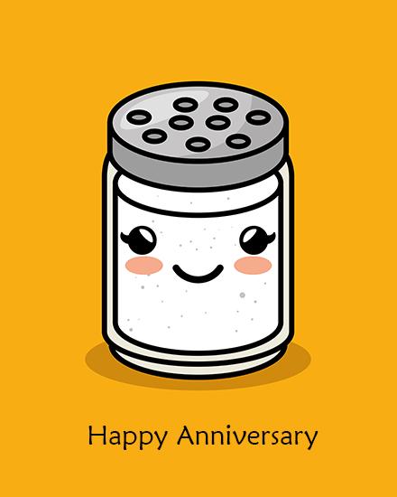 create free Happy Anniversary group card