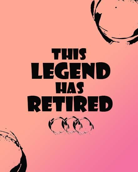 create free Legend group card