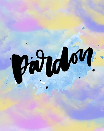 create free Pardon group card
