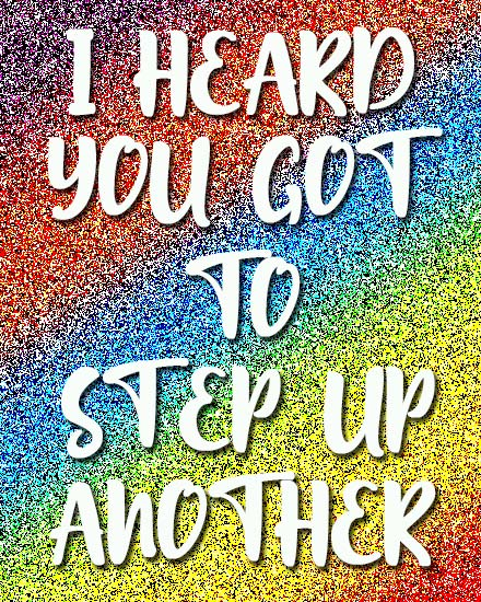 create free Another Step Up group card