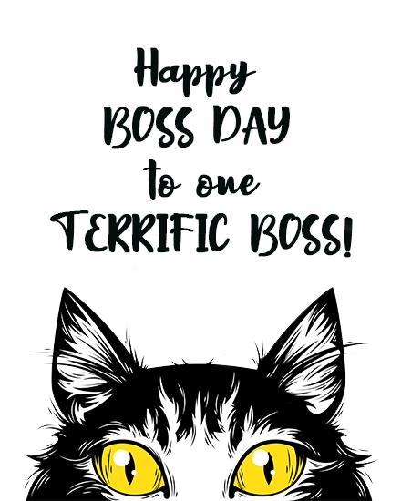create free Terrific Boss group card