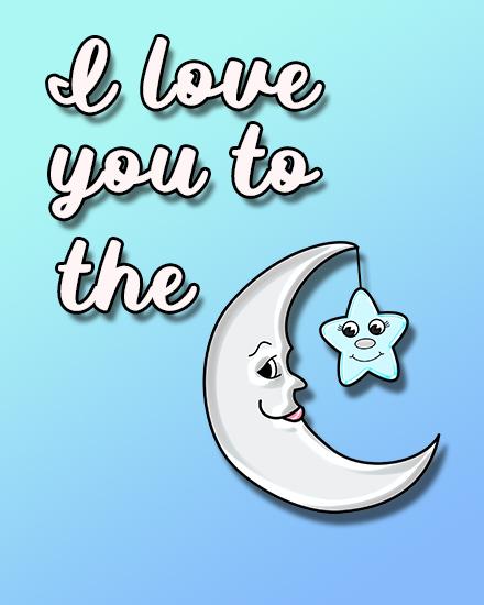 create free Love You group card