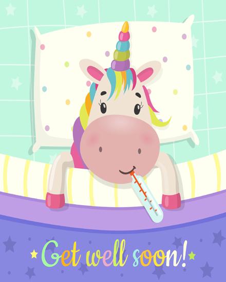 create free Unicorn  group card