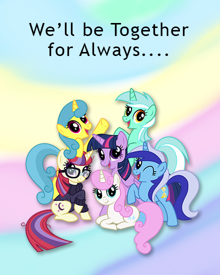 create free Be Together group card