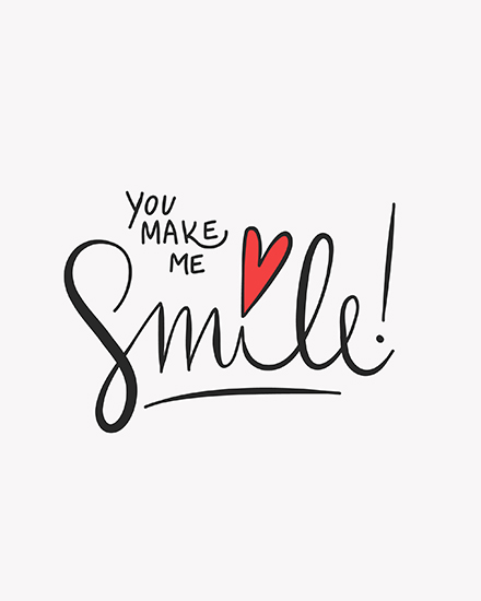 create free Smile group card