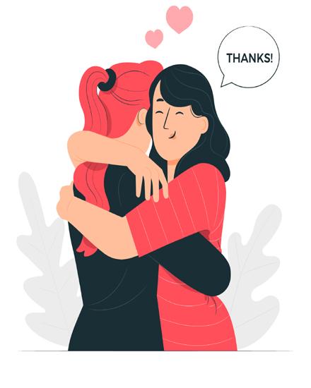 create free Friends Hug group card