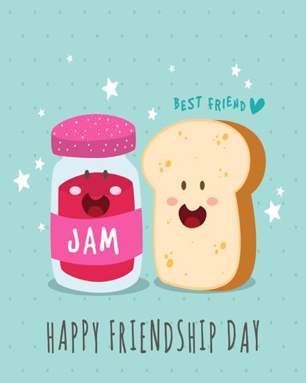 create free Toast Marmalade group card