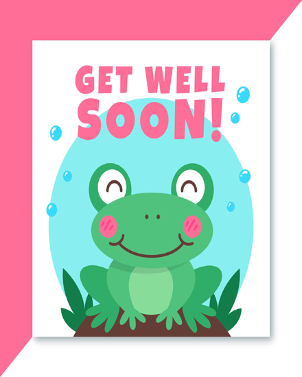 create free Frog group card