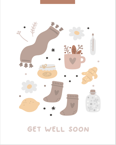create free get well group card