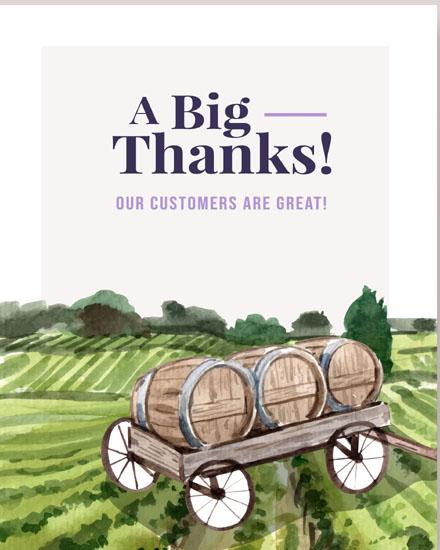 create free Greet Customers group card