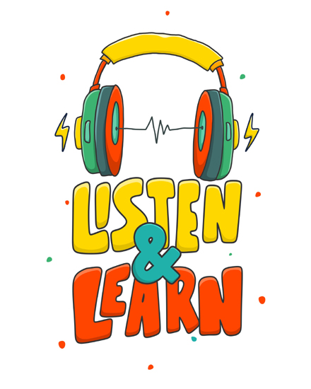 create free Listen & Learn group card