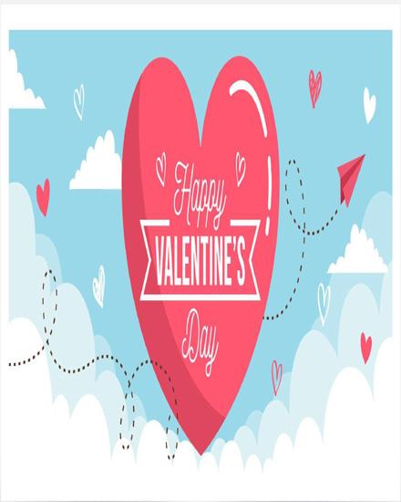 create free Sending Heart group card