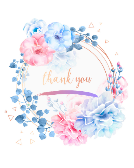 create free Waterly Floral group card