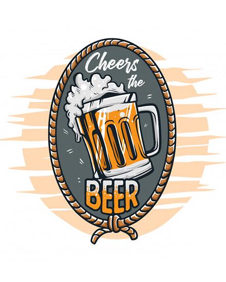 create free Cheer Beer group card