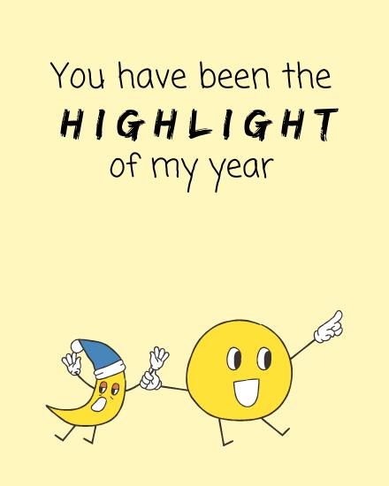 create free Highlight group card