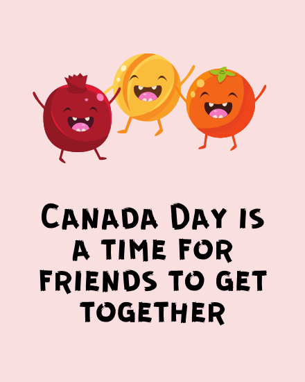 create free Get Together group card