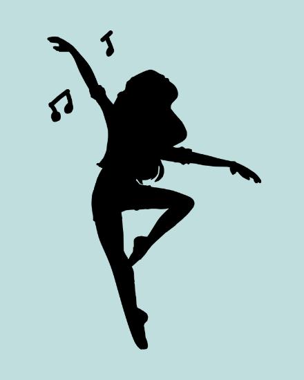 create free Dance Lover group card