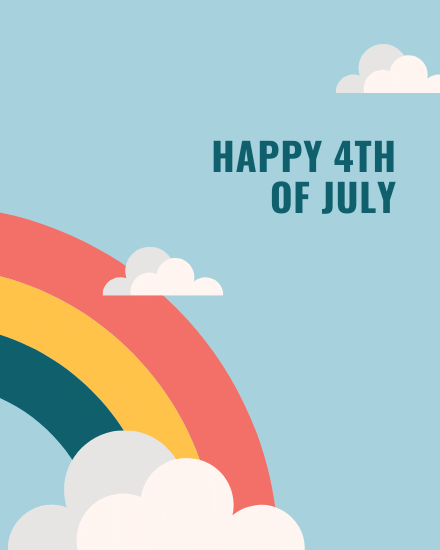 create free Happy 4th July group card