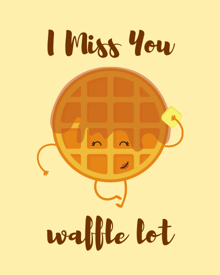 create free Waffle Lot group card