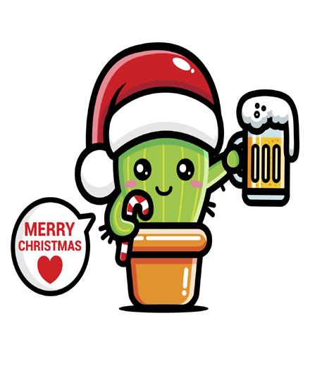 create free Santa cap group card