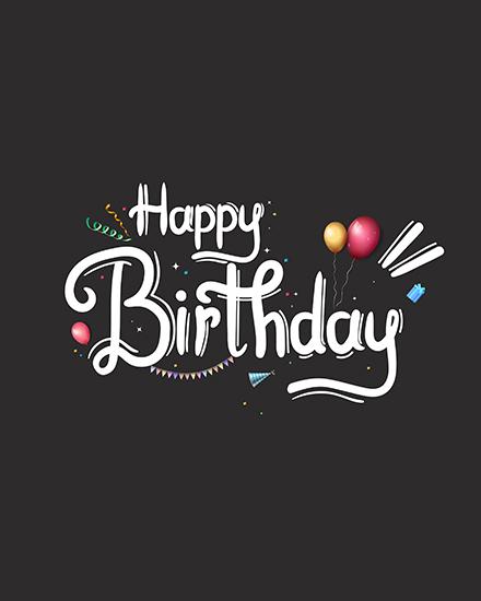 create free Happy Birthday group card