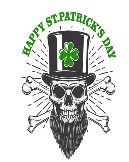 create free Saint Patrick group card