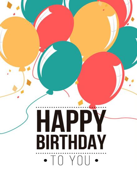 create free Adorable Birthday group card