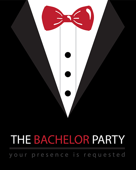 create free Bachlelor party group card