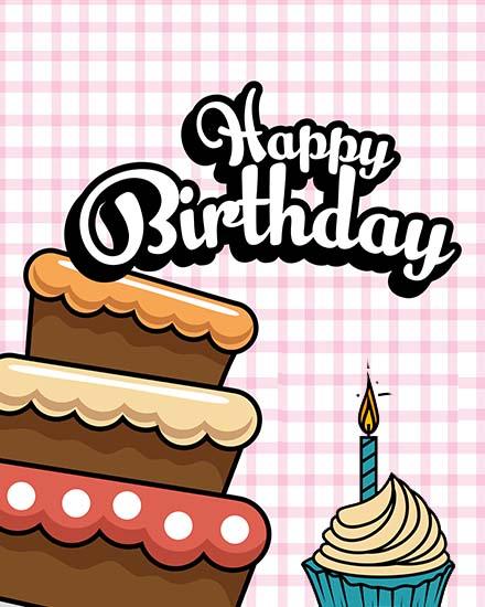 create free Cake & Cupcake group card