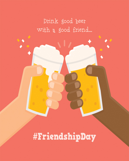 create free Friendship Day group card