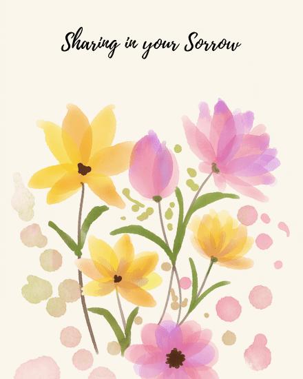create free Your Sorrow group card