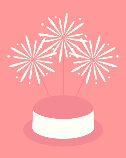 create free Cake group card