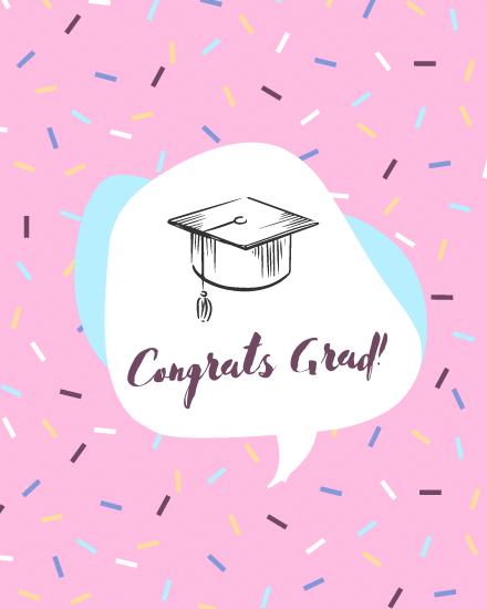 create free Congrats Grad group card