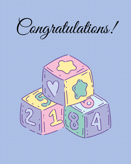 create free Congratulation group card