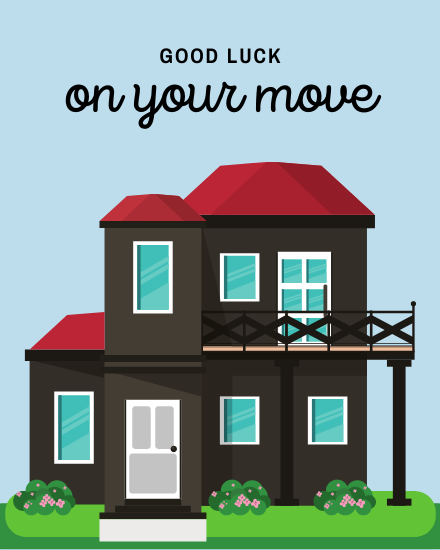 create free On Your Move group card